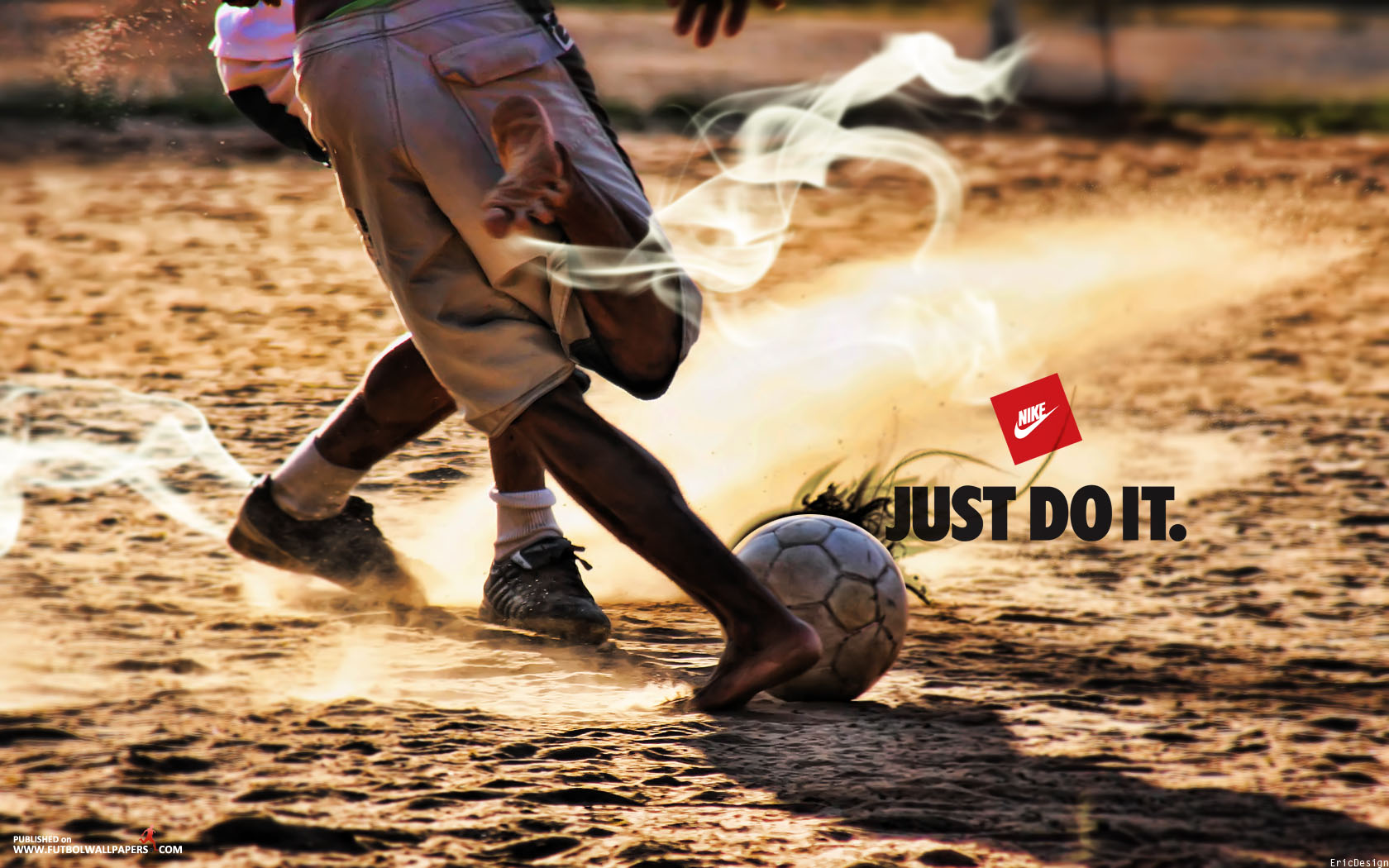 Just-do-itNike Just Do It Football